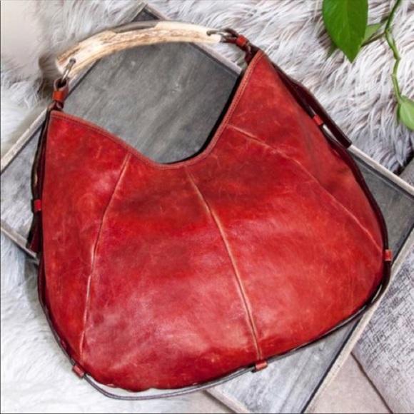 3e804693dcf Yves Saint Laurent Bags | Last Markdownjumbo Red Ysl Mombasa Tote ...